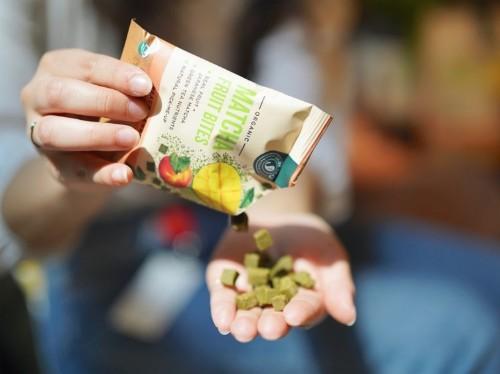 Jade Leaf Matcha Organic Matcha Fruit Bites review: fruit-infused matcha snacks