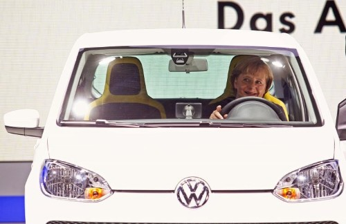 Volkswagen is a bigger threat to the German economy than the Greek debt crisis