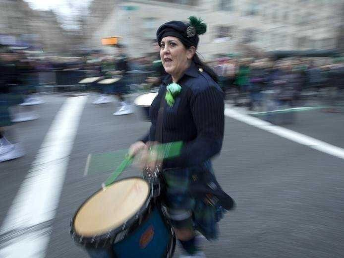 Sam Adams And Heineken Have Dropped Out Of St. Patrick's Parades That Ban Openly Gay Marchers