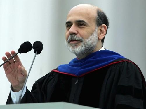 Ben Bernanke's 10 Brilliant Pieces Of Wisdom For Today's College Graduates