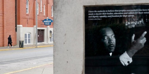 The Martin Luther King Jr. historical site was set to be closed during the holiday due to government shutdown, but Delta granted $83,500 to re-open it