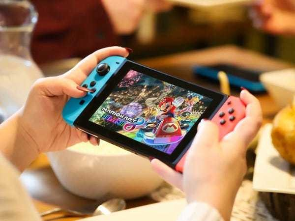 Nintendo Switch Game Console Review - March 2019 - Business Insider