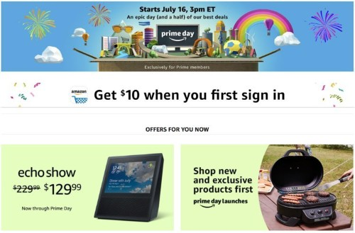When is Amazon Prime Day 2019? Mark your calendar for mid-July