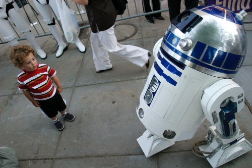 Scientists are teaching robots to avoid children — because kids can be surprisingly mean