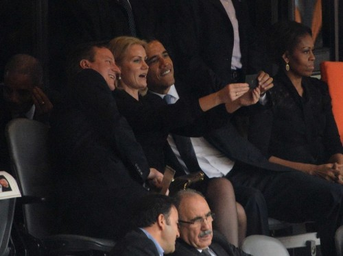 The Presidential Selfie Is A Much Bigger Deal Than People Realize