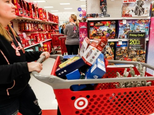 Target cash register outage leaves frustrated customers across US