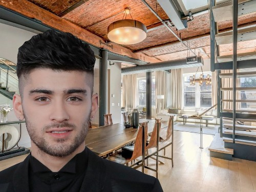 Zayn Malik's NYC penthouse hits the market for $10.8 million - Business Insider