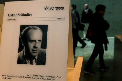 Israel court to hear battle over Schindler papers