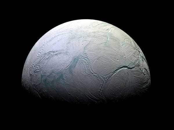 Ocean on Saturn's moon Enceladus contains building blocks of life - Business Insider
