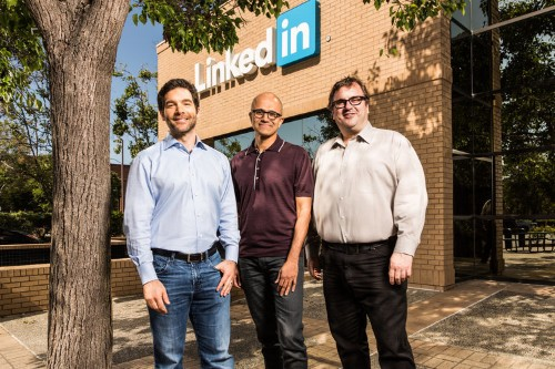 Here's what Microsoft CEO Satya Nadella told employees about the LinkedIn buy