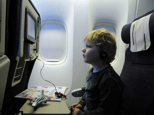 Richard Branson Wants To Create A Separate Cabin For Kids On Planes