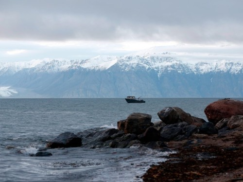 The unusual noise from Arctic Sea floor has Canada's army confused