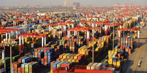 A data point seen as the bellweather for global trade just tanked — and 'the floor is not yet in sight'