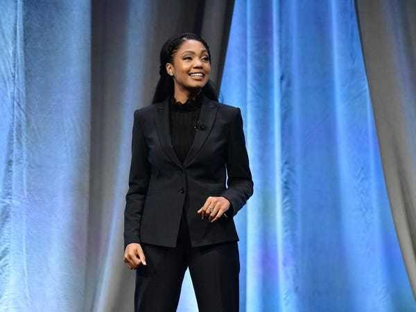 Toastmasters public speaking champion Ramona Smith's winning speech - Business Insider
