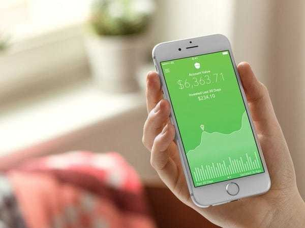 The 5 best apps to start investing with little money - Business Insider