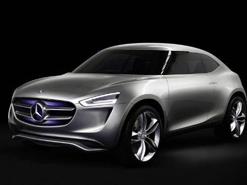 Here's The Stylish Crossover That's Going To Help Mercedes Conquer China