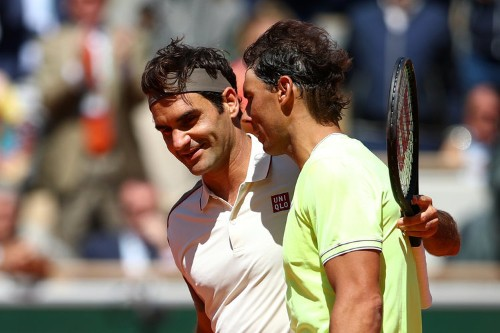 Rafael Nadal is annoyed after Wimbledon seeded Roger Federer above him, and even Novak Djokovic is surprised