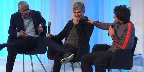 Larry Page's Plan To Deal With All The Jobs That Are Getting Wiped Out By Technology