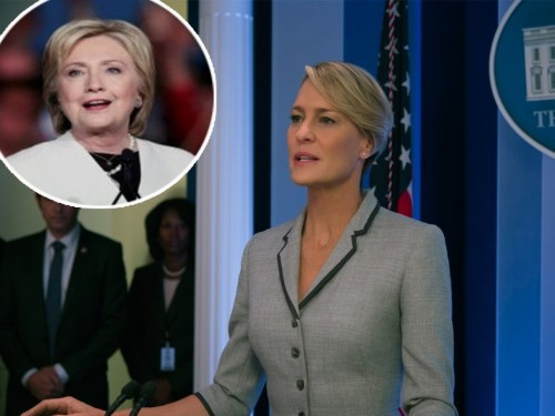 5 'House of Cards' plot lines that seem ripped from the presidential election