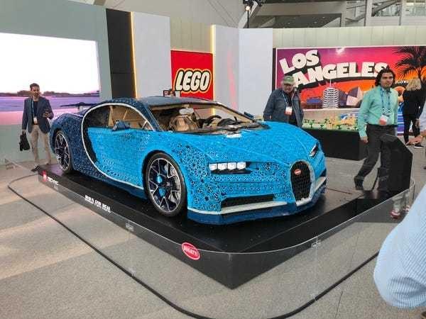 LA Auto Show 2019: Best cars, trucks, SUVs, concepts, photos, details - Business Insider