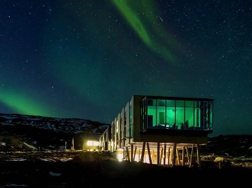 Icelandic hotel Northern Lights
