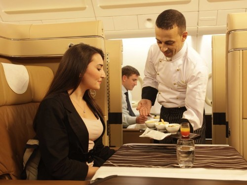 Here Are The World's Best Airlines For Long Flights