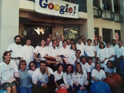There's a funny reason people didn't understand how to use Google when it first launched