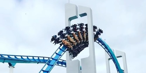 """The best roller coasters to ride in Ohio, the """"roller coaster capital of the world"""""""