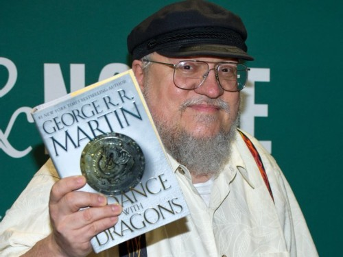 'Game of Thrones' creator George R.R. Martin's new game: 'Elden Ring'