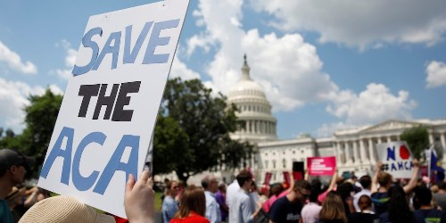 We just got another sign that Obamacare is stronger than ever — despite an existential threat in the courts