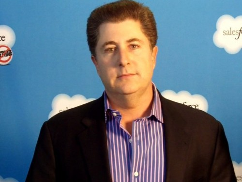 Salesforce's most successful salesman made tons of money by following this secret playbook
