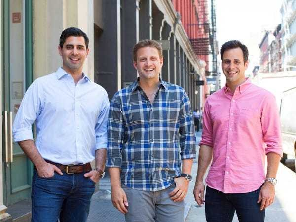 Blue Apron founder story SAI 100 - Business Insider