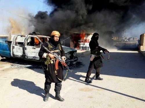 Iraq's Government Has Officially Asked The US To Launch Airstrikes Against Jihadi Militants