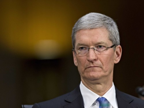 If Tim Cook Doesn't Like What You Say In A Meeting, He'll Change How He Rocks In His Chair And Skewer You In One Sentence