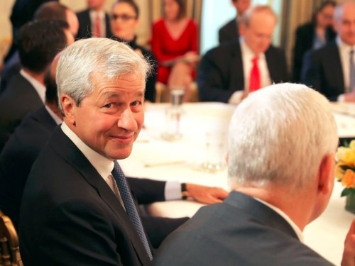 'Let everybody else waste money' — 17 of Jamie Dimon's most brilliant quotes