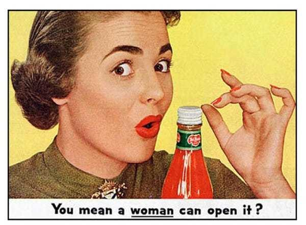26 sexist ads of the 'Mad Men' era that companies wish we'd forget - Business Insider