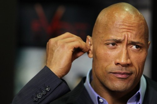 Dwayne 'The Rock' Johnson admits he 'hates' cod after eating 800 pounds of it in a year