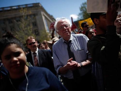 Bernie Sanders' big spending plans would radically change the US