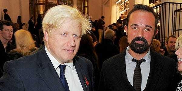 Boris Johnson blocked report naming Tory donors linked to Kremlin - Business Insider