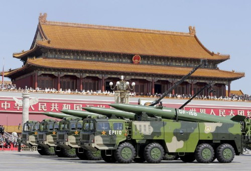China just tested another anti-satellite missile