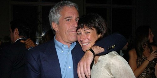Ghislaine Maxwell's In-N-Out order included burger, drinks