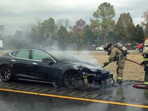 Elon Musk Is Right To Be Pissed About Media Coverage Of The Tesla Fires