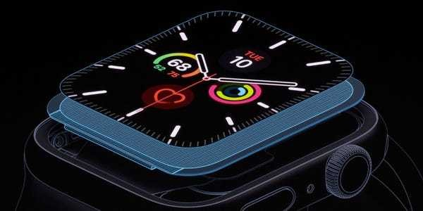 Apple just announced the first Apple Watch with an always-on display - Business Insider