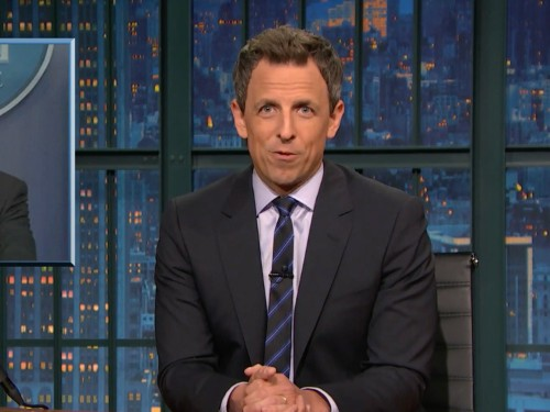 Seth Meyers: Why the new Trumpcare is 'disastrous' for affordable health care