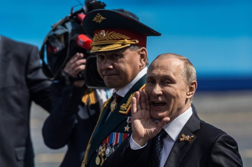 We just got the clearest sign yet that Russia doesn't really care about fighting ISIS in Syria