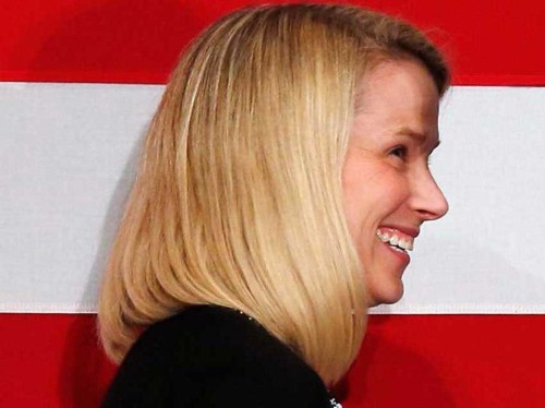 It looks as if Marissa Mayer drove a pretty hard bargain with Microsoft