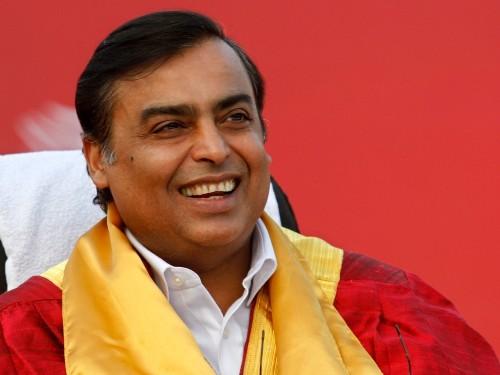 India's richest man got $4 billion richer over the past year - Business Insider