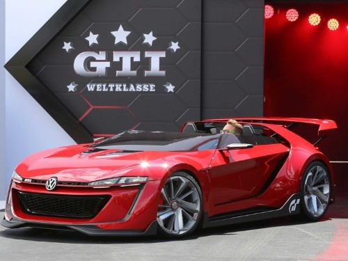 These Volkswagen Concept Cars Look Insane And Are Ridiculously Fast