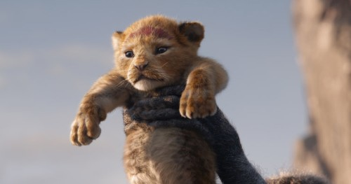 Disney 'The Lion King' remake compared to original's box office