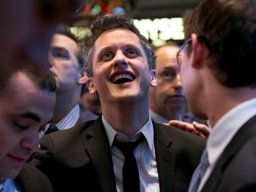 Aaron Levie runs a $1.5 billion company at age 31, thanks in part to a Jerry Maguire-like memo he wrote when he was 22